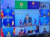 Le Vietnam à une réunion des hauts fonctionnaires de l'ASEAN