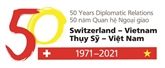 Vietnam - Suisse : 50e anniversaire des relations diplomatiques
