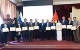 La communauté vietnamienne en Russie unie pour surmonter les difficultés
