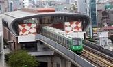 La ligne ferroviaire Cat Linh - Hà Dông officiellement exploitée à partir du 30 avril