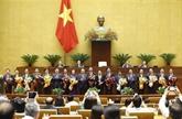 Nomination des vice-Premiers ministres Lê Minh Khai et Lê Van Thành