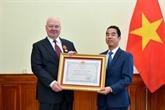 L'ancien ambassadeur russe apprécie les perspectives du partenariat Vietnam - Russie