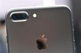 Apple paie pour mettre fin au Chili aux litiges sur les performances ralenties d'Iphones