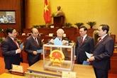 Perfectionner le Conseil électoral national, le Conseil national de défense et de sécurité