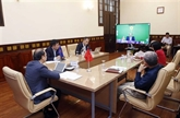 Dialogue triparti élargi entre les ministres des AE