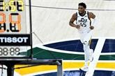 NBA : le Jazz gifle Portland, les Clippers repoussent Phoenix
