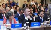 Débat sur l'action contre les mines présidé par le Vietnam est apprécié