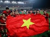 L'équipe nationale obtient le meilleur classement de la FIFA depuis 20 ans