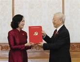 Le Parti communiste du Vietnam continue d'améliorer son leadership