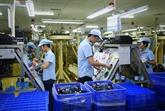La production industrielle en hausse en avril