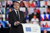 À Strasbourg, Macron plaide pour une Europe plus agile
