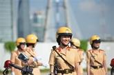 La force de la police protège la sécurité et la sûreté absolues des élections législatives