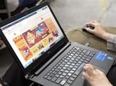 E-commerce : un canal qui présente des produits vietnamiens au monde
