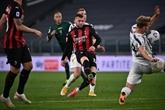 Italie : l'AC Milan assomme une Juventus au bord du vide (3-0)