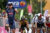 Tour d'Italie : Merlier vainqueur au sprint de la 2e étape