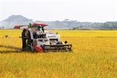 Motoriser la production agricole dans la province de Bà Ria-Vung Tàu