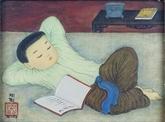 Bientôt une exposition d'un peintre Viêt kiêu