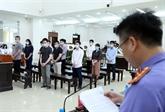 Procès de la SARL Nhât Cuong : le vice-directeur général Trân Ngoc Anh condamné à 13 ans de prison