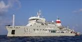 La brigade 955 défend la souveraineté maritime nationale