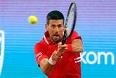 Tennis : à Rome, Djokovic l'oeil rivé sur Roland-Garros