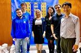 Lê Quang Liêm entraînera l'équipe d'échecs d'une université aux États-Unis