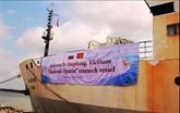 Vietnam et Russie effectuent leur 2e enquête scientifique marine
