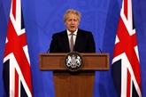 Renforcé dans les urnes, Boris Johnson présente ses priorités