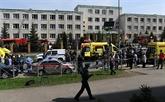 Neuf personnes tuées dans une fusillade dans une école de Kazan