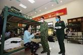 L'armée vietnamienne renforce la lutte contre le COVID-19
