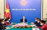 Pour approfondir le Partenariat stratégique Vietnam - France