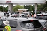 Après le piratage d'un oléoduc, la peur d'une pénurie dans les stations-service américaines