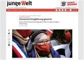 Dioxine : des journaux allemands parlent du combat pour la justice de Trân Tô Nga