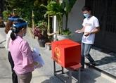 Exercices électoraux face à la situation sanitaire compliquée