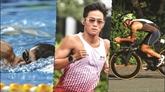 Le triathlon, nouvel objectif du nageur Quang Nhât