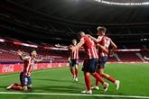 Espagne : l'Atlético, un pas de plus vers le titre