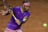 Masters 1000 de Rome : Nadal met au pas Sinner et file en 8e