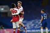 Angleterre : Arsenal fait chuter Chelsea à Stamford Bridge