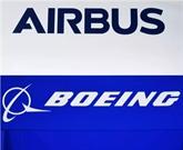 Washington déterminé à régler le conflit Airbus - Boeing d'ici juillet