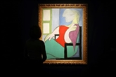 Un tableau de Picasso vendu 103 millions d'USD à New York