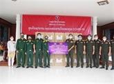 La communauté des Vietnamiens accompagne le gouvernement lao