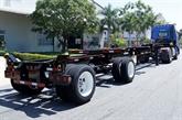 THACO encourage l'exportation de semi-remorques vers le marché américain