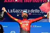 Tour d'Italie : Mäder vainqueur, Valter en rose