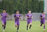 Le Vietnam en tête de série des éliminatoires de la Coupe d'Asie des nations 2022