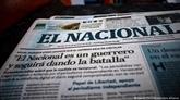 Venezuela : saisie du siège du journal El Nacional