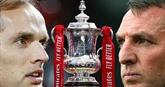 Chelsea-Leicester : Tuchel et Rodgers pour un premier sacre anglais
