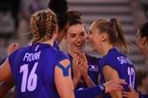 Volley : les Françaises qualifiées pour l'Euro-2021