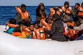 Quelque 200 migrants clandestins renvoyés en Libye