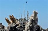 Frappes israéliennes à Gaza, vive inquiétude internationale