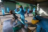 Le Vietnam recense 127 nouveaux cas de COVID-19 en 12 heures