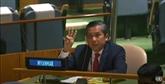 L'Assemblée générale de l'ONU appelée à approuver mardi 18 mai un embargo sur les armes